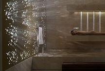 Interior Design - Lighting / From reading  to decoration to fantasy #lighting #design #architecture #interior #bedroom #livingroom #kitchen #decor #pool #ambiance