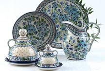 Polish pottery / 폴란드그릇