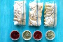freezer packs meal / freezer packs meal