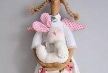 Tilda dolls / Хобби, такое хобби :)