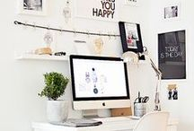 workplace goals / Nothing helps boost productivity like a clean, organized workspace.