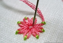 Emroidery Stitches  / by Morgan Rose