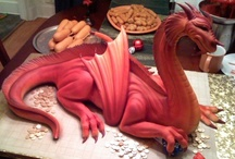 Cakes that are Awesome! / by Morgan Rose