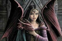 Love of Dragons plus more / by Morgan Rose
