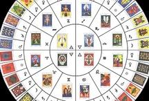 Tarot-Divination / by Morgan Rose