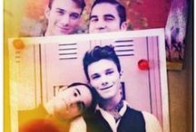 Glee - Klaine / Pics of my favorite Glee couple :P And single ones of Kurt and Blaine ;) / by Maria