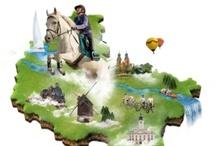 Turystyka aktywna - wodna, konna, rowerowa / Spędź aktywnie czas w Wielkopolsce!