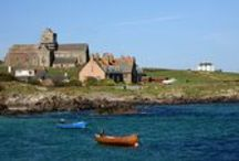 Scottish Islands / A glimpse at some of the beautiful Scottish islands which are cared for by the National Trust for Scotland