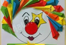 karneval / tématické tvoření