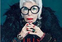 BEAD icon: Iris Apfel