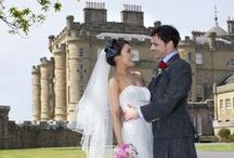 Fairytale Scottish Weddings / Magical castles, elegant country houses, beautiful grounds – ideal settings for fairytale weddings. www.nts.org.uk/weddings