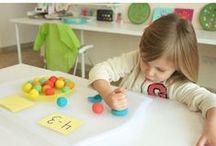 Preschool & Kindergarten / Educational activities