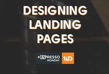 Website Pages: Landing Pages