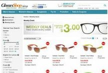Glasses Shop Coupons, Promo Codes & Discount Offers / This Page is created to share Glasses Shop Coupons, promo codes, discount offers, deals & more. This is NOT an official page of Glasses Shop.  / by Coupon Codes