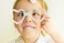 Basteln mit Kindern - DIY with kids / DIY I wanna try with kids - Basteln mit Kindern