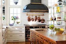 Kitchen / Ideas for kitchen remodel / by Annie Ollerman