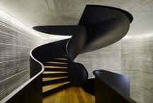 A to B / Staircases, doorways, arches and internal courtyards of wonderment