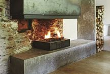 Burn Baby Burn / Beautiful surrounds, hearths and of course a welcoming warmth make any interior instantly familiar