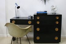 Treasure Desks / For interior decoration or if you're a budding novelist we all agree that a beautiful desk can really add to a room