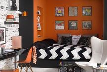 Room For a Small One? / Children's bedrooms and play spaces don't always have to be pink or blue, here's some ideas for the cool kids