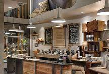 Idea showroom / interior design,interiors crush, renovation, loft, anduze, france, planet studio, decor, materials, industrial, modern rustic, vintage furniture, style, trend,  interiors, styling
