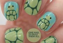 Nail art / some really cool ideas for nail art:)