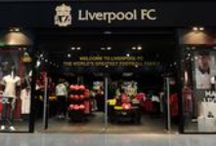 Official Liverpool FC Store Dublin / The Club recently launched its 8th Retail store in Dublin, Ireland. Located in the Ilac Centre, just off Henry Street, the store was opened by Reds legend Didi Hamann. For more information on the store visit http://bit.ly/1CcDbcG