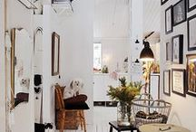 Inneneinrichtung - Interior design / Wunderschöne Inneneinrichtung mit vielen Inspirationen und Wohnträumen