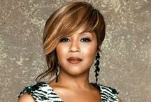 Erika Campbell (Mary Mary) / by Ca'Saundra Sweet