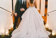 Wedding Dresses / A wedding wouldn't be a wedding without a stunning wedding gown. Here's a few wedding dress ideas to inspire you for your own wedding day.
