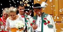 Weddings from around the World / Weddings from around the world, celebrating different cultures and traditions.