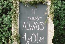 Love Quotes / Romantic quotes and sayings that make you feel warm and fuzzy inside.