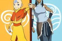 Avatar - Ang és Korra legendája
