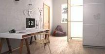 Décoration neutre / Découvrez de nombreux exemples illustrés proposant une décoration neutre pour votre intérieur.