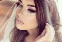 Bridal Makeup / Natural bridal makeup that will stay put from the morning to the evening of your wedding.