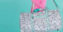 Monogrammed Duffle Bags / Monogrammed duffle bags, Personalized Duffle Bags for kids & adults