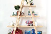 Regale als DIY und Inspirationen / Viele DIY Anleitungen und Tutorials für Regale zum Nachbauen sowie schöne Regale als Inspiration und Designbeispiele.