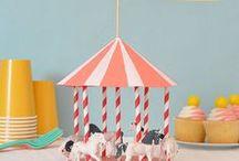 DIY Party / DIY Ideen für Parties, Feiern und Feste - Insbesondere Deko - Die Anlässe sind gemischt: Hochzeit, Geburtstag, Silvester, Kinder, Tiki usw.