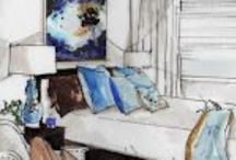 Interior Renderings / by Gini Paton
