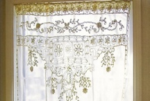 Curtains/Drapes/Blinds/Tassel/Trim / Refer to Tips Interior Board for other curtain diagrams / by Gini Paton