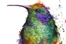 Art Birds / by Gini Paton
