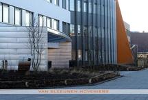 Entree ROC de Leijgraaf Veghel (Bedrijven/ instellingen) / Restyling entree ROC de Leijgraaf Veghel (Noord-Brabant)