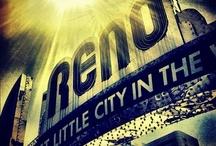 City of Reno Arch / by Reno Nevada