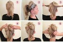 Hair turorials