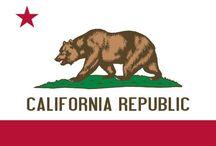 USA - California / by Joann Stafford