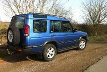 Landrover Discovery 2  / The iconic and best Landrover ever according to me...