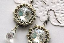 beading - earrings