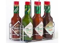 Pepper Sauce Flavors / TABASCO® Original Red has been in kitchens and on tables since 1868. Now it's time to meet the whole Family of Flavors®!