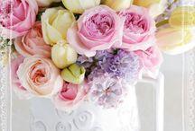 Roses, Calla Lillie's & Dahlia's / Flowers