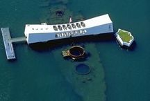 History Then And Now / Pearl Harbor, Hawaii